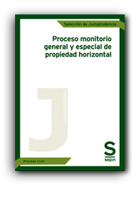 monitorio seleccion jurisprudencia