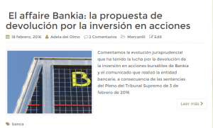 Affaire Bankia